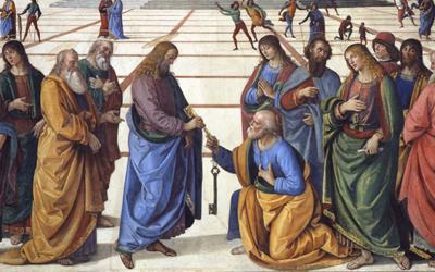 PATRIARCAS Y PROFETAS. APOSTOLES Y EVANGELISTAS.